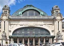 Gare de Limoges-Bénédictins (Yalta Production)