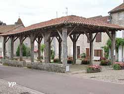 Halle du XIIe siècle