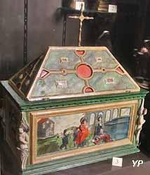 Chasse de saint François (17e siècle)