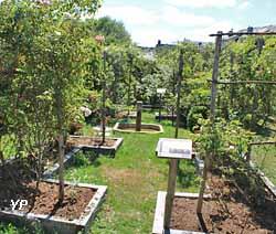 L'Hortus Conclusus ou Jardin de Marie