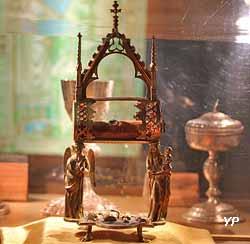 Reliquaire dit de sainte Valérie (14e siècle)