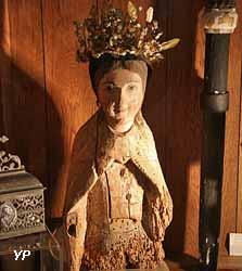 Vierge de Majesté (XIIIe siècle)