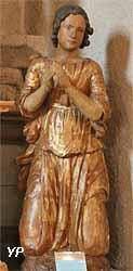 Ange en prière (XVIIe siècle)