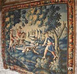 La chasse au loup (fin XVIIe siècle)