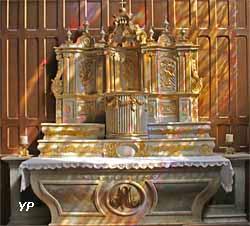 Autel de la chapelle du Rosaire