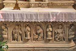 Autel de la chapelle Notre-Dame-des-Victoires