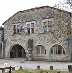 Hôtel de ville de Saint-Justin