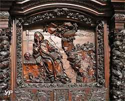 Retable de Saint Benoît