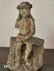 Ecce Homo (pierre polychrome, XVIe siècle)