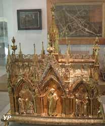 Chasse de saint Taurin