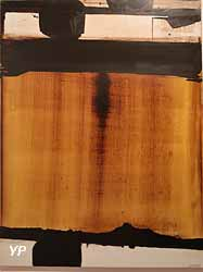 15 octobre 1977 (Pierre Soulages, 1977)
