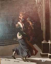 Emma et Eginhard, dit aussi Le stratagème de l'amour (Pierre-Antoine-Augustin Vafflard, 1809)