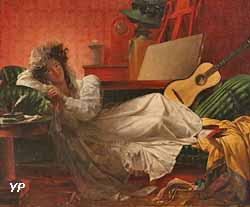 Le Repos (Pierre-Antoine-Augustin Vafflard, 1836)