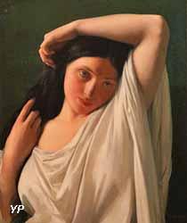 La Florentine (Hyppolite-Jean Flandrin)