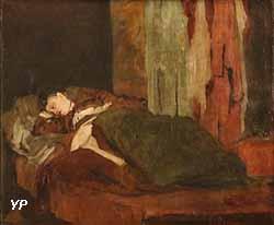 Femme endormie (Henri Gervex)