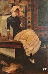 Espiègle (Georges Antoine Rochegrosse, 1882)