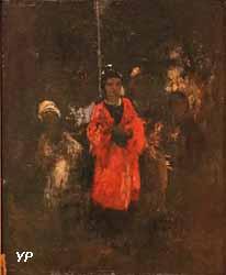Femmes orientales (Narcisse-Virgile Diaz de la Peña)