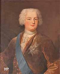 Portrait de Louis de Bourbon-Condé (atelier de Jean-Baptiste Van Loo)