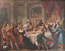 Un festin (Jean-François de Troy)