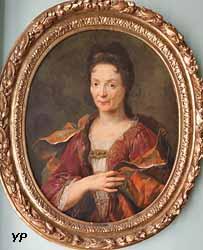 Portrait de femme âgée (Hubert Descours)
