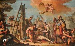 Décollation d'un martyr (Gaspare Diziani)
