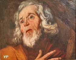 Tête de vieillard (Giuseppe Daimantini)