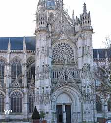 Transept et portail Nord