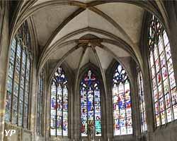 Chapelle axiale de la Mère de Dieu