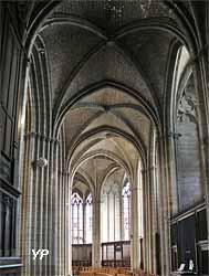 Déambulatoire et ses chapelles rayonnantes