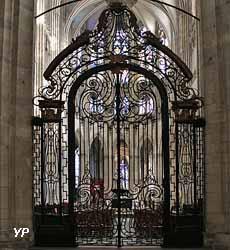 Clôture du choeur