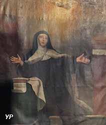 Transverbération de Thérèse d'Avila (Johan Julius Heinsius)