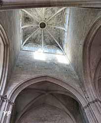 Lanterne à la croisée du transept