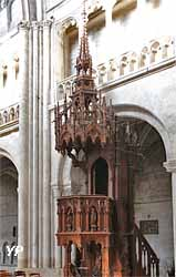 Chaire à prêcher (XIXe s.)