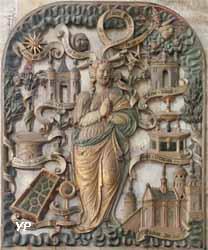 Litanies de la Vierge (XVIe s.)