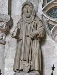 Saint Fiacre (XVe s.)