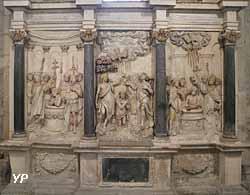Retable des trois baptèmes (1610)
