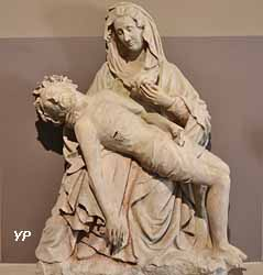 Vierge de douleur (15e s.)