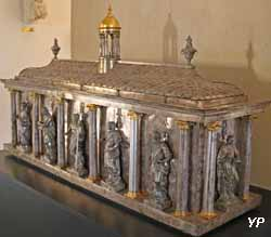 Chasse de saint Remi (19e s.)