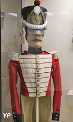 Garde royale suisse - fusilier
