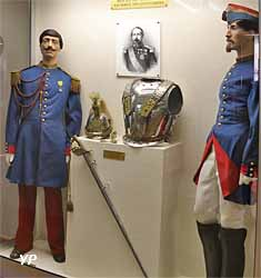 Second Empire : escadron des Cent-gardes