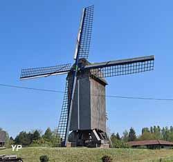 Musée des moulins - moulin à farine
