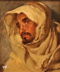 Portrait d'homme (Gustave Guillaumet, collection particulière)
