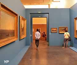 Exposition temporaire Gustave Guillaumet
