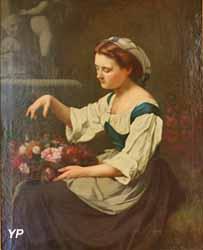 Des fleurs pour le château (Jacques-Léon Dusautoy)