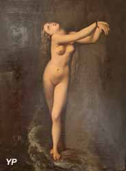 Angélique (atelier de Jean-Auguste-Dominique Ingres)