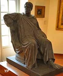 Ingres (Antoine Etex, 1868)