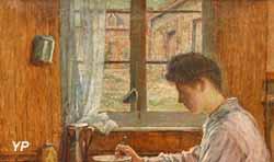La Tasse Bleue (Jules Boquet, 1911)