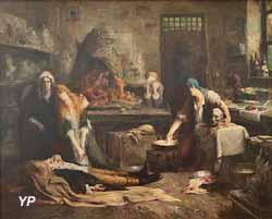La Mort de Chalier le 16 juillet 1793 (Louis-Charles Spriet)
