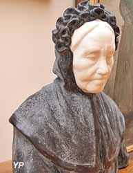 Buste de vieille femme (Alphonse Marcel-Jacques)