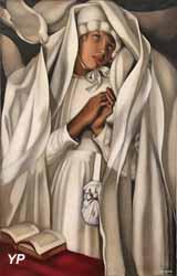 La Communiante (Tamara de Lempicka, 1929)